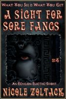 Cover for 'A Sight for Sore Fangs'