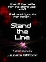 Cover for 'Stand the Line'