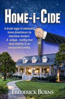 Cover for 'Home-i-Cide'