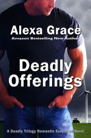 Cover for 'Deadly Offerings'