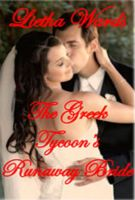 Cover for 'The Greek Tycoon's Runaway Bride'