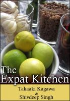 Cover for 'The Expat Kitchen'