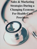 Cover for 'Health Care Marketing During Changing Times'