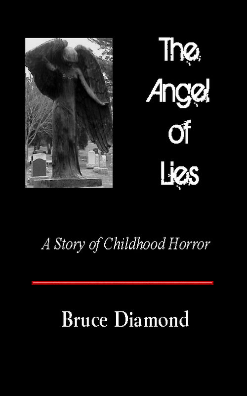 The Angel of Lies ebook cover
