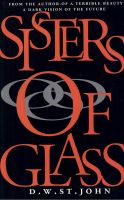 Cover for 'Sisters Of Glass'