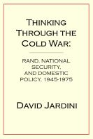Cover for 'Thinking Through the Cold War'