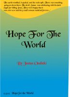 Cover for 'HOPE FOR THE WORLD'