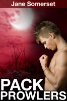 Cover for 'Pack Prowlers (Werewolf Sex Two-Pack Bundle)'