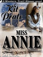 Cover for 'Miss Annie'