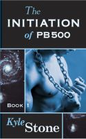Cover for 'The Initiation of PB 500'