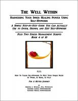 Cover for 'The Well Within -- Self-Hypnosis for Stress Management'