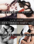 Lucia Jordan's Four Series Collection Vol. 11 (Deviant, All Tied Up, Stolen Kiss, Crush) by Lucia Jordan