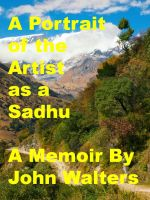 Cover for 'A Portrait of the Artist as a Sadhu'