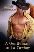 Cover for 'A Gentleman and a Cowboy'