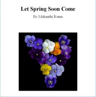 Cover for 'Let Spring Soon Come'