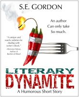 Cover for 'Literary Dynamite'