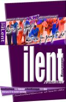 Cover for 'ILent 2012'