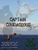 Cover for 'Captain Courageous: My True Story'