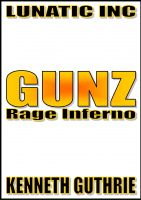 Cover for 'Gunz: Rage Inferno'