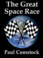 Cover for 'The Great Space Race'