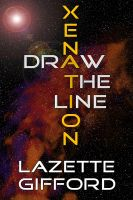 Cover for 'Xenation: Draw the Line'