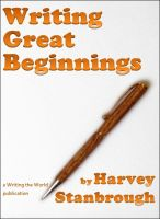 Writing Great Beginnings cover