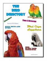 Cover for 'The Bird Directory'