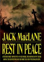 Cover for 'Rest in Peace'