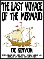 Cover for 'The Last Voyage of the Mermaid'