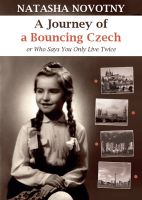 Cover for 'A Journey of a Bouncing Czech'