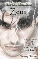 Cover for 'Zeus (Book One of The God Chronicles)'