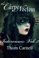 Cover for 'The Carpe Noctem Interviews - Volume Three'