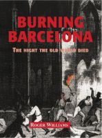 Cover for 'Burning Barcelona'