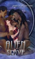 Cover for 'Alien Slave'