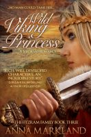 Cover for 'Wild Viking Princess'