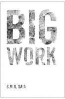 Cover for 'Big Work'