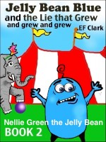 Cover for 'Jelly Bean Blue'