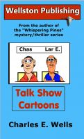 Cover for 'Talk Show Cartoons'