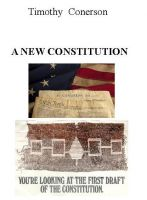 Cover for 'A New Constitution'
