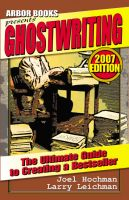 Cover for 'Ghostwriting: The Ultimate Guide To Creating a Bestseller'
