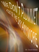 Cover for 'We Don't Plummet Out of the Sky Anymore'