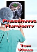 Cover for 'Preserving Humanity'