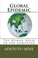 Cover for 'Global Epidemic'