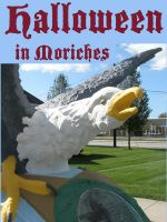 Cover for 'Halloween in Moriches'