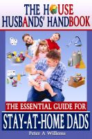 Cover for 'The House Husbands' Handbook'