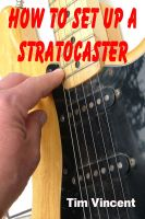 Cover for 'How to Set Up a Stratocaster'