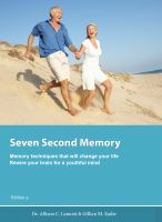 Cover for 'Seven Second Memory. Memory techniques that will change your life.'
