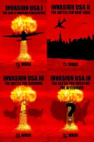 Cover for 'Invasion USA Boxed Set - Books 1 & 2'
