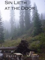Cover for 'Sin Lieth at the Door'