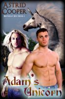 Cover for 'Adam's Unicorn'